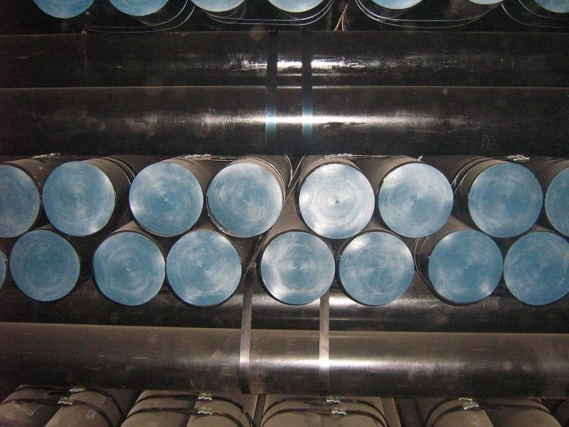 Q235 carbon steel stuctural pipe