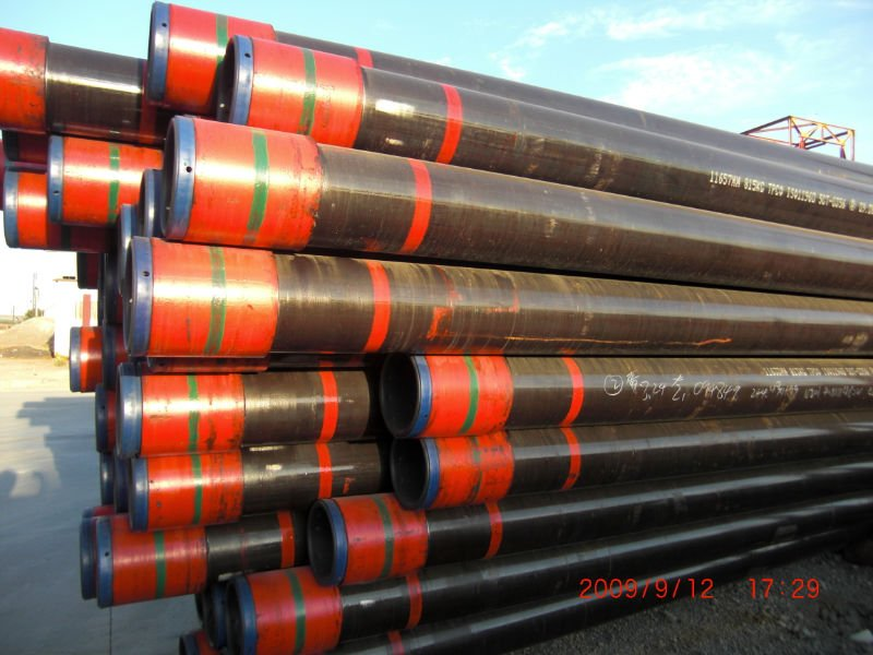 API 5CT J55 Oil Pipe