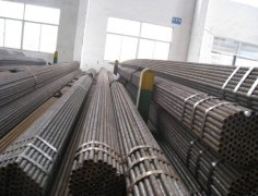 hot rolling steel pipe
