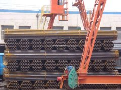 Q235 Gr. B ERW Welded Steel Pipe