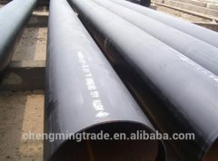 API SCH 40 ASTM A106 AND A53 seamless steel pipes