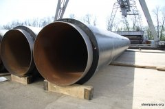 Insulation Large Diameter Spiral Steel Pipe Structure and Features